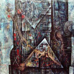 Obraz Mechanic - abstrakce