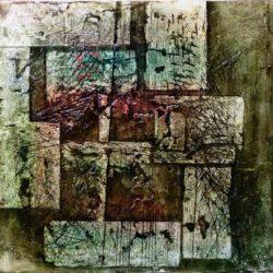 Obraz Mezi bloky
