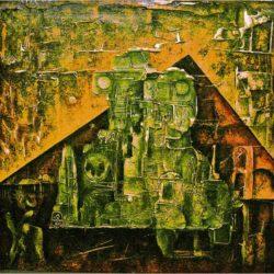 Z cizích světů - obrazová abstrakce