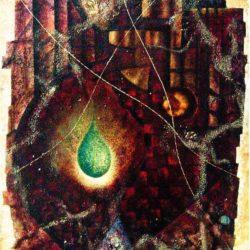 Jed v obrazové abstrakci