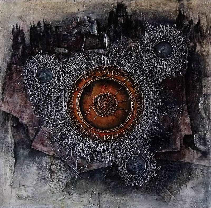 Obraz s názvem Rotační čas
