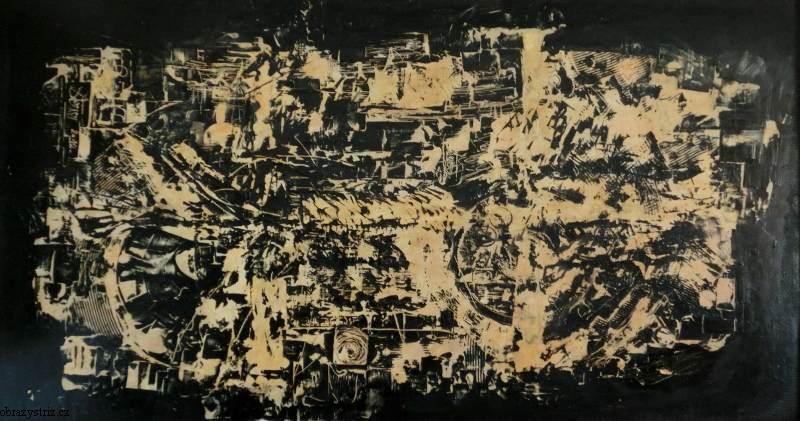 Obraz Black Mesa