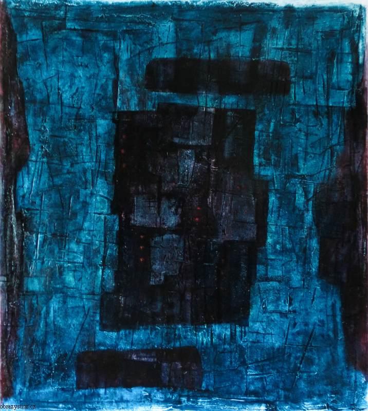 Obraz Deep Blue 2 104x120 cm