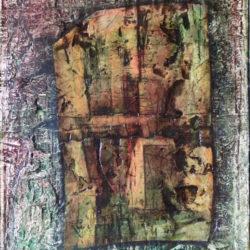 abstraktní obraz teseract